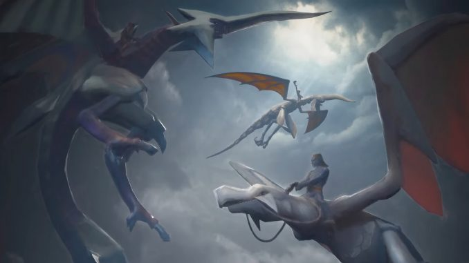 Panzer Dragoon: Voyage Record will take a VR tour of the three Saturn games in 2021