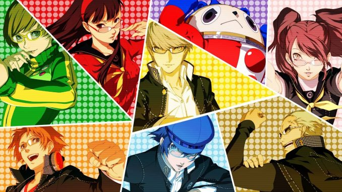 Persona 4 Golden out now on PC
