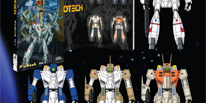 Street Fighter, Robotech pinbooks and Terminator bookend debut from Icon Heroes