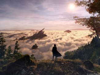 Project Athia is a new Luminous Square Enix IP with writing by Gary Whitta