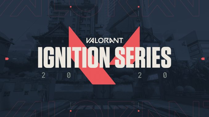 Riot reveals Valorant esports league with Ignition Series