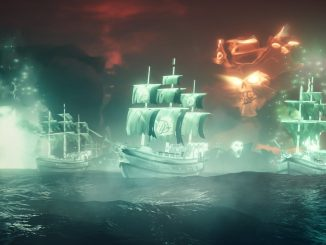 Sea of Thieves: Haunted Shores update has ghost ships prowling the seas