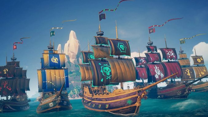 Sea of Thieves sets its sights on custom servers