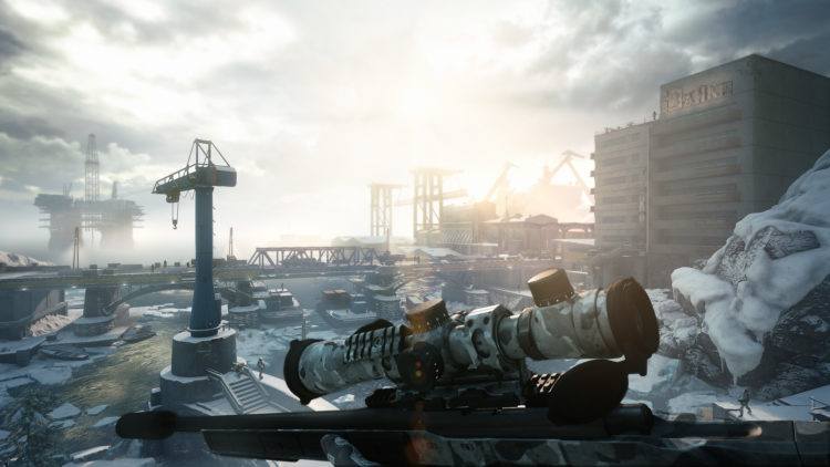 Sniper Ghost Warrior Contracts Pc Technical Review