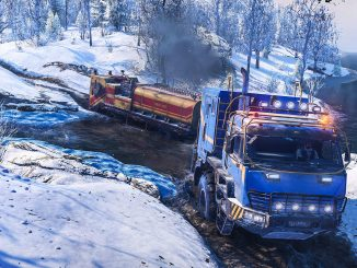 SnowRunner drives towards new map and missions in next update
