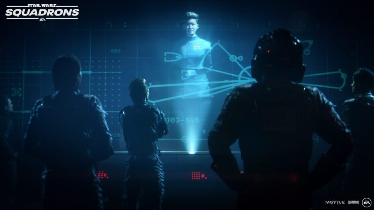 Star Wars Squadrons announcement trailer