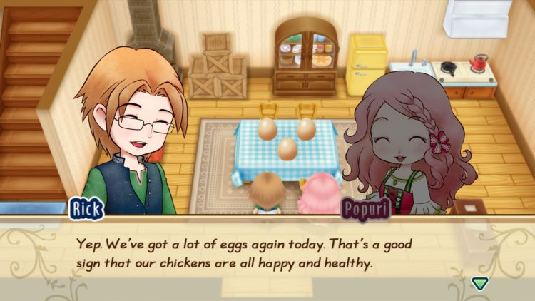 Story of Seasons: Friends of Mineral Town announcement trailer