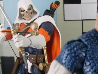 Exclusive Taskmaster figure hitting the Disney Store