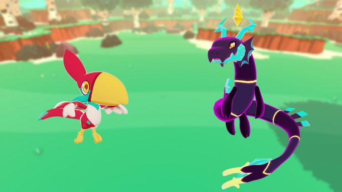 Temtem releases two very rare Lumas into the Saipark this week