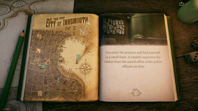 The Innsmouth Case review – There's something in the water