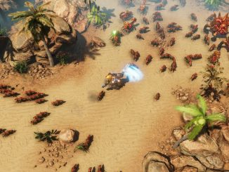The Riftbreaker mixes tower defense with RTS in an action-RPG