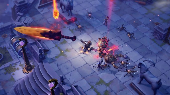 Torchlight III: Relic skills and perks guide