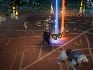 Torchlight III: How to respec and refund skill points