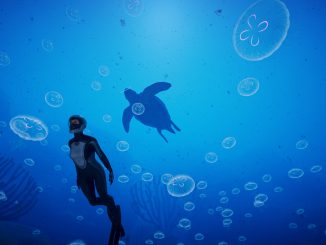 Uncover the mysteries of the deep blue sea in Beyond Blue