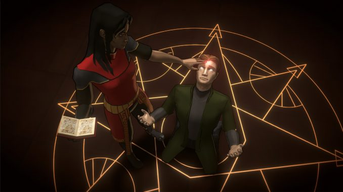 Lucifer Within Us lets you uncover the truth as a supernatural detective