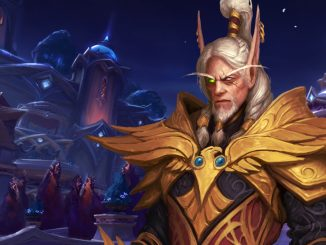 Lor'themar Theron receives the focus in new World of Warcraft short story
