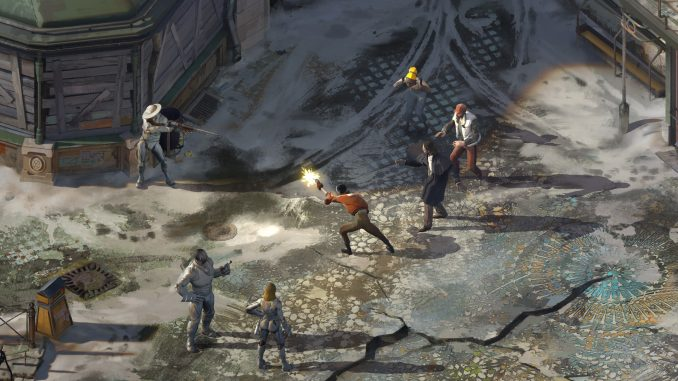 Disco Elysium is getting a television series
