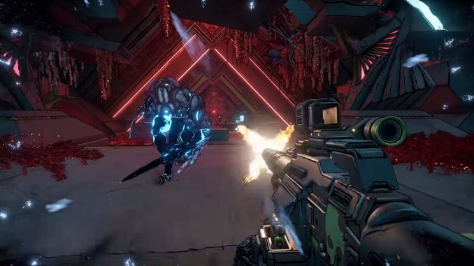 Borderlands 3 Takedown at the Guardian Breach is live