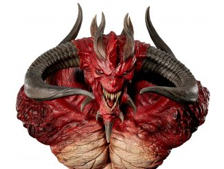Blizzard celebrates 20 years of Diablo II with wings and a pricey bust
