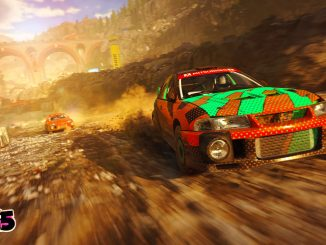 Dirt 5 Career mode has over 130 events across nine racing types