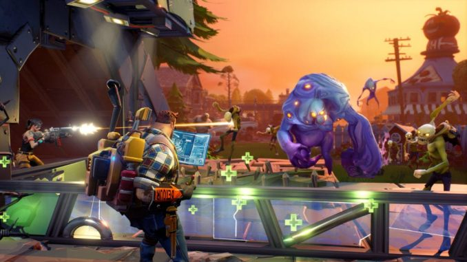 Epic is slowing down development for Fortnite: Save the World