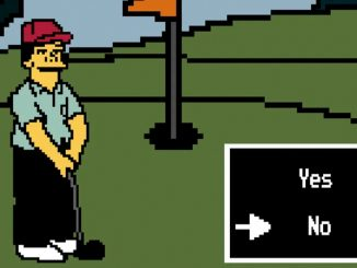 Classic Simpsons gag game Lee Carvallo's Putting Challenge is now real
