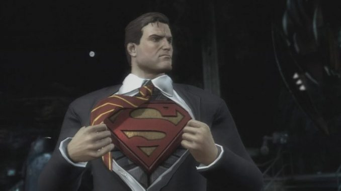 Injustice: Gods Among Us is free for the taking on Steam