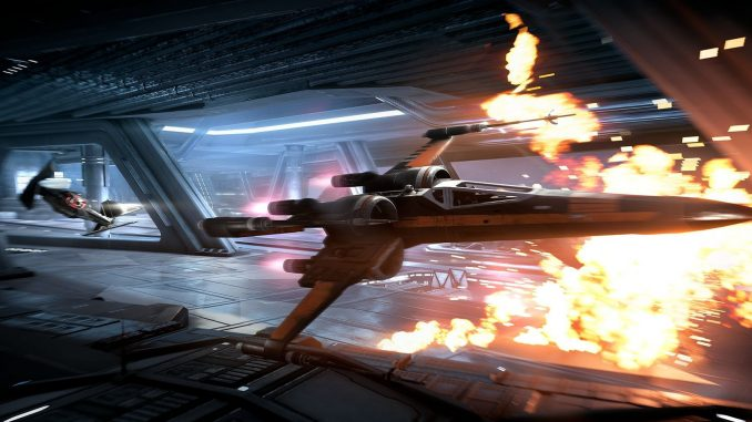 Star Wars Squadron officially announced with debut trailer
