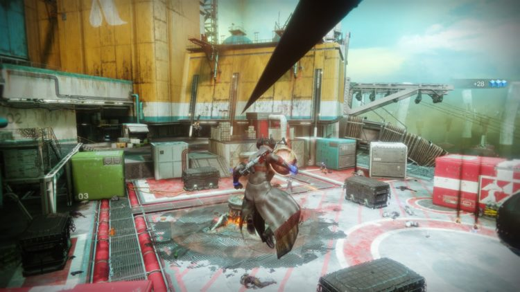 Destiny 2 Season Of Arrivals Titan Weekly Interference Mission Means To An End Missive 2