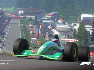 Blaze the tracks early with the F1 2020 Deluxe Schumacher Edition