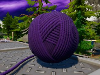 Where to find balls of yarn in Catty Corner on Fortnite