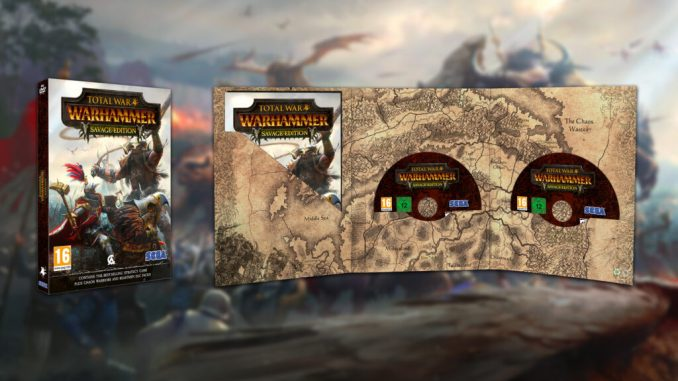 Creative Assembly reveals Total War: Warhammer – Savage Edition
