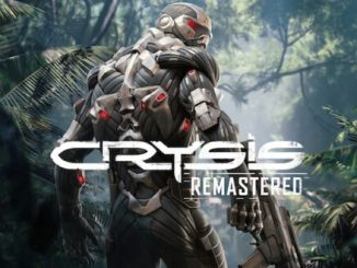 Here's the legendary Crysis running on Switch
