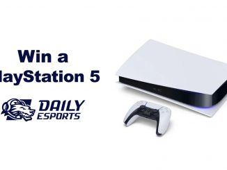 PlayStation 5 Giveaway: Post in the Daily Esports forums, win a PS5