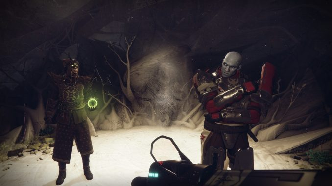 Destiny 2: Titan's weekly Interference mission and Means to an End