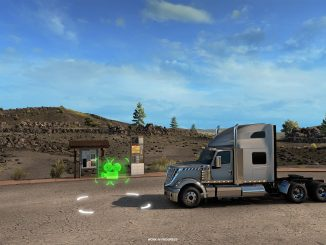 Explore and learn in American Truck Simulator's Idaho DLC