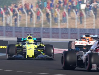 F12020 rolls out a new Features trailer to secure a podium finish