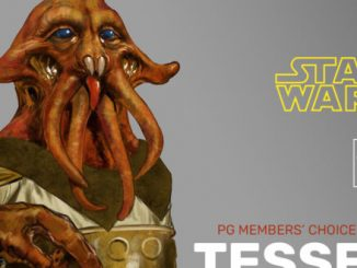 Star Wars fan vote winner chosen for new Gentle Giant bust
