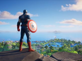 Captain America arrives in Fortnite just ahead of July 4