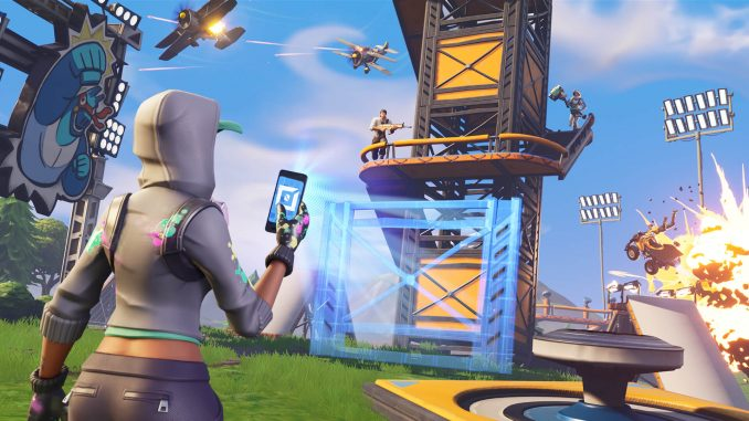 Sony now owns a minority stake in Epic Games