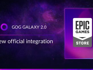GOG Galaxy 2.0 now boasts Epic Games Store integration