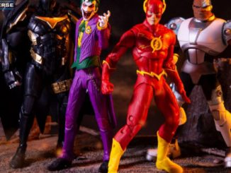 Tons of new DC Multiverse figures announced by McFarlane