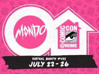 SDCC 20: Mondo joining virtual con this week