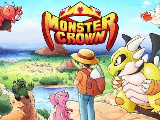 Monster Crown launches into Steam Early Access today