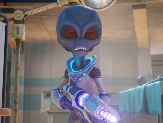New Area 42 trailer for Destroy All Humans! makes Crypto's war personal