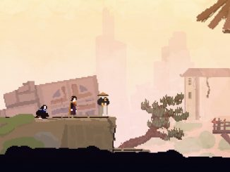 Olija preview and developer interview — A fast-paced journey in a strange land