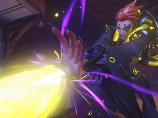 Overwatch Experimental Card sees Moira receive a crazy buff