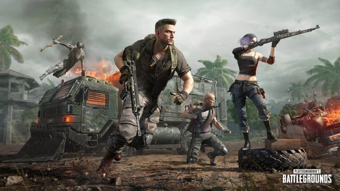 PUBG Season 8 delivers new Sanhok, Loot Truck, and patch notes