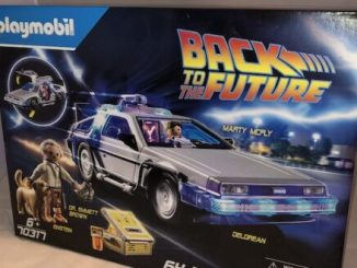 Playmobil Back to the Future (Toy) Review
