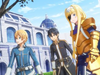 Sword Art Online: Alicization Lycoris fixes are coming soon